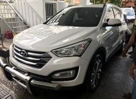 Hyundai Santa Fe Limited 2016