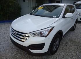 Hyundai Santa Fe Sport Edition 2015