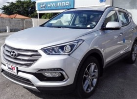 Hyundai Santa Fe Sport Edition 2016
