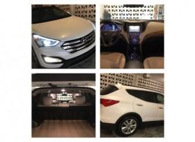 Hyundai Santa Fe Sport turbo 2014