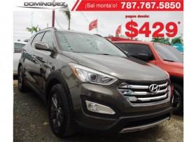 Hyundai Santa Fe ULTIMATE 2015 Â¡Como Nueva