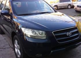 Hyundai Santa fe 2008 diesel