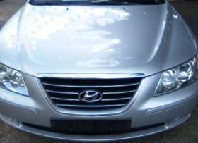 Hyundai Sonata N20 2012