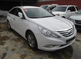 Hyundai Sonata Y20 2014