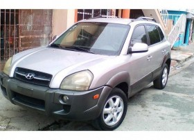 Hyundai Tucson 2005 V6 27