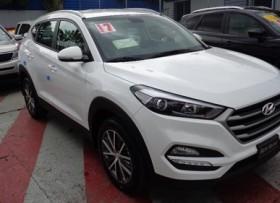 Hyundai Tucson 2017 blanco
