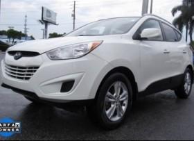Hyundai Tucson LIMITED 2011