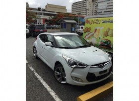 Hyundai Veloster 2013 Full Garantia hasta el 2018