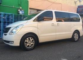 Hyundai h1 2010 blanca como nueva uso privado