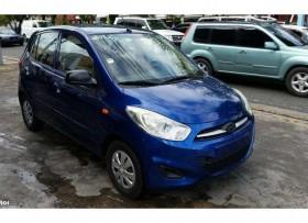 Hyundai i10 2012 Azul