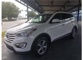 Hyundai santa gls fe año 2015