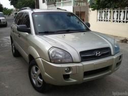 Hyundai tucson 2006 nitida uni