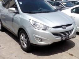 Hyundai tucson 2011 Inicial