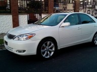 IMPECABLE TOYOTA CAMRY Blanco USA 04 elect full aire