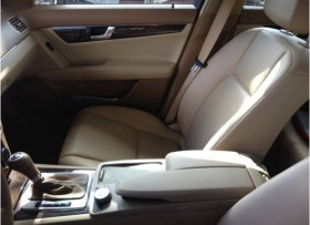 IMPECABLE MERCEDES BENZ BLANCO C 280 ELEGANCE