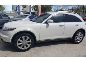 INFINITI FX35 2007 WTHED