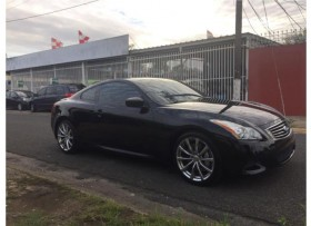 INFINITY G-37 S COUPE 2009 IMPRESIONANTE