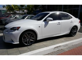 IS350 F SPORT LEXUS OFFICIAL PAGE