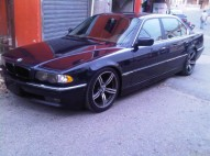 Impecable Bmw 740 Il 2000 Full Aros M6