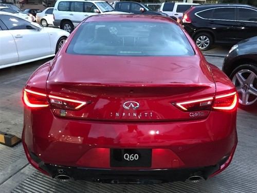 Infiniti Q-60S 2018