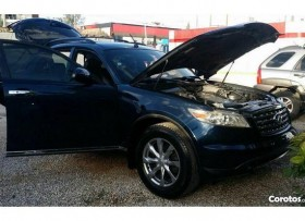 Infiniti 2007 fx35 version full