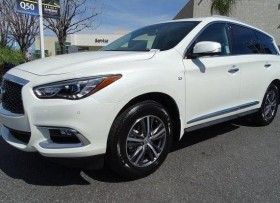 Infiniti qx60 max power