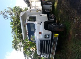 Internacional truck tumba 1981 5500 omo
