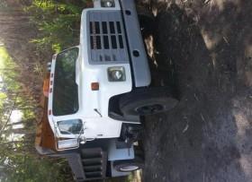 Internacional truck tumba 1985 5500
