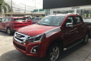 Isuzu DMAX Limited Edition 2019