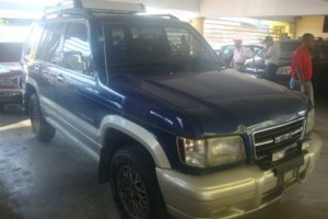Isuzu Trooper 1999