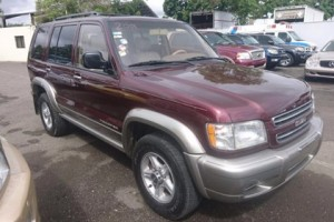 Isuzu Trooper 2001