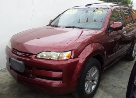 Isuzu Axiom 2003 Roja