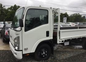 Isuzu Camion 2017