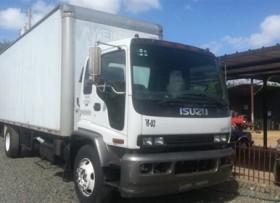 Isuzu Camion Furgon 2002