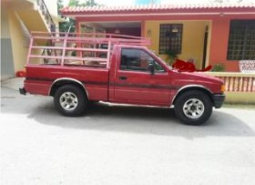 Isuzu Pick up 1992 AC standar 3700 OMO