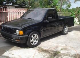 Isuzu Pickup 1992