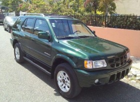 Isuzu Rodeo 2002 full