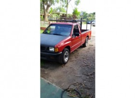 Isuzu pick up 91