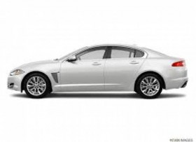 JAGUAR XF LUXURY 2014