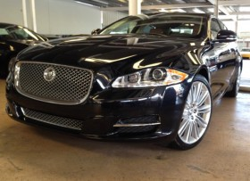 JAGUAR XJ L SUPERCHARGED 2012