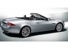 JAGUAR XKR CONVERTIBLE 2014