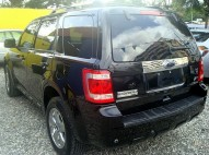 JEEP FORD ESCAPE LIMITED LEATHER NEGRA 2011 IMPORTADA 685000