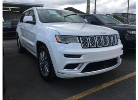 JEEP G-CHEROKEE SUMMIT 2017 EQUIPADA