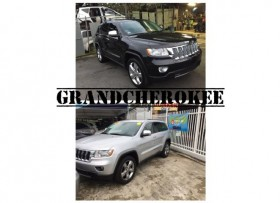 JEEP GRAN CHEROKEE LIMITED 2013