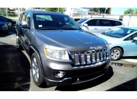 JEEP GRAND CHEROKEE 2012 OVERLAND SUMMIT