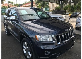 JEEP GRAND CHEROKEE LIMITED -2012