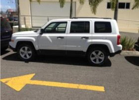 JEEP PATRIOT 2014 EQUIPADAS 4 CIL