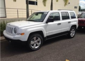 JEEP PATRIOT 2014 SUPER EQUIPADAS