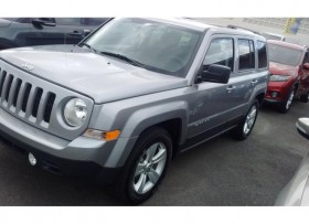 JEEP PATRIOT 2016 SILVER LIKE NEW 19495