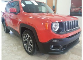 JEEP RENEGADE CÁMARARADIO TOUCH